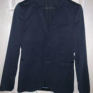 H&M Blazer Sports Coat Size 36R Skinny Fit mens